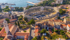 Autokarem Chorvatsko Istrie
